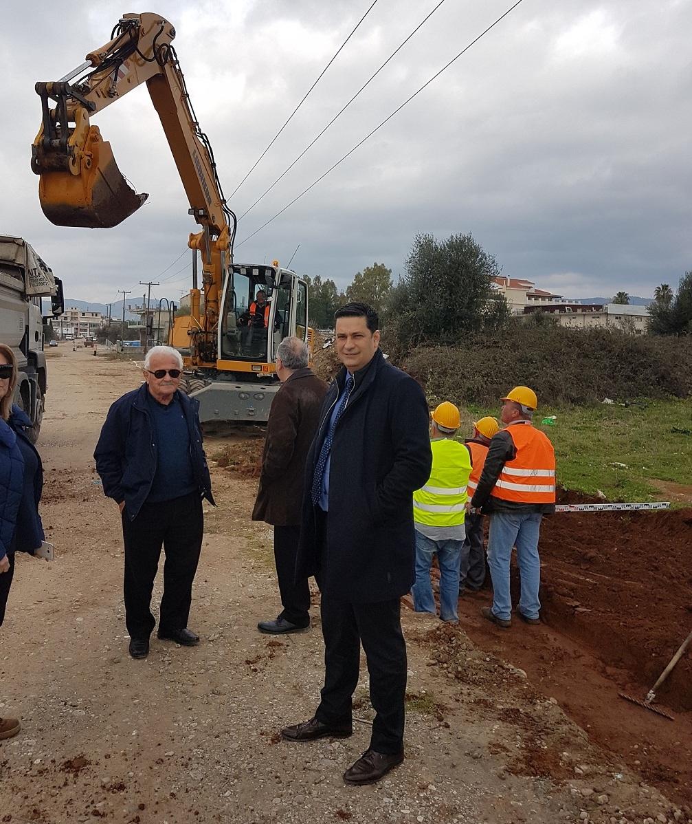 Γ. Παπαναστασίου: Επαναβεβαιώνω την υποψηφιότητά μου για δήμαρχος Αγρινίου