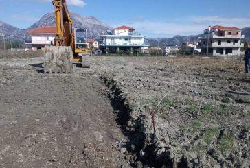 Ξεκίνησαν τα έργα για τη ανέγερση του νέου δημοτικού-νηπιαγωγείου Μύτικα