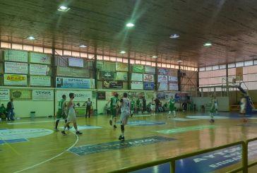 Β' Εθνική Μπάσκετ: ήττα στον Λαγκαδά για τον ΑΟ Αγρινίου