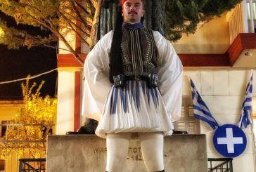 Βαρύ πένθος για τον ξαφνικό θάνατο του Εύζωνα – Συλλυπητήρια από τον Παυλόπουλο