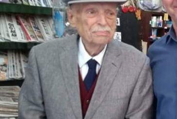 """Το Μεσολόγγι φτωχότερο: Σήμερα η κηδεία του """"ιστοριοδίφη"""" Γ.Ι.Κοκοσούλα"""