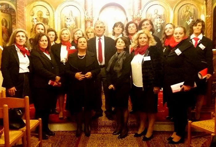Γιορτάστηκε στα Καλύβια η Γιορτή της Μητέρας (φωτο)
