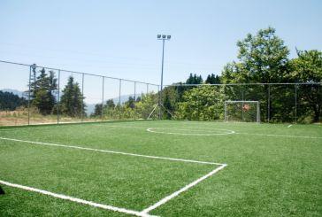Τρία νέα γήπεδα στη Ναύπακτο και έργα βελτίωσης σε υφιστάμενους αθλητικούς χώρους
