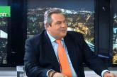 Καμμένος: Τα Σκόπια; Αν μπει μια ίλη τεθωρακισμένων, είναι 20 λεπτά δουλειά