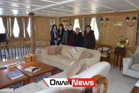 Αναχωρεί την Τετάρτη από Μεσολόγγι για Πειραιά η ιστορική θαλαμηγός «Χριστίνα»