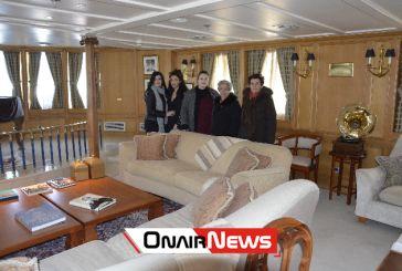 """Αναχωρεί την Τετάρτη από Μεσολόγγι για Πειραιά η ιστορική θαλαμηγός """"Χριστίνα"""""""