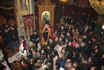 Έως τη Δευτέρα 4 Μαρτίου στο Αγρίνιο η Τιμία  Δεξιά  Χείρα του Αγίου Διονυσίου