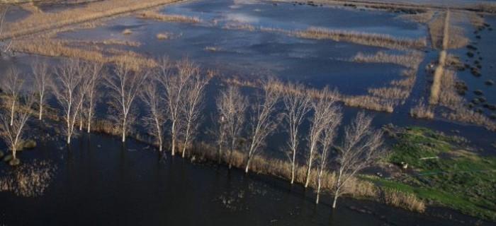 Η λιμνοθάλασσα του Μεσολογγίου από ψηλά – Πώς ο ποταμοί Εύηνος και Αχελώος διαμόρφωσαν το τοπίο