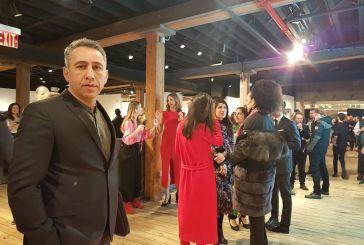 Ο Aγρινιώτης ζωγράφος Απόστολος Χαντζαράς κερδίζει το κοινό της Νέας Υόρκης