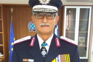 Διοικητής στην Αστυνομική Ακαδημία ο Αγρινιώτης Υποστράτηγος Φώτης Ντζιμάνης