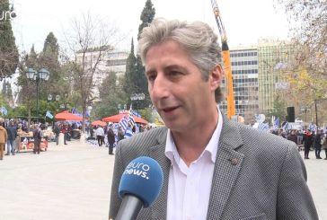 ΚΙΝΗΣΑ-ΕΠΟΣ:Ομιλία του Μιχαήλ Πατσίκα στο Αγρίνιο