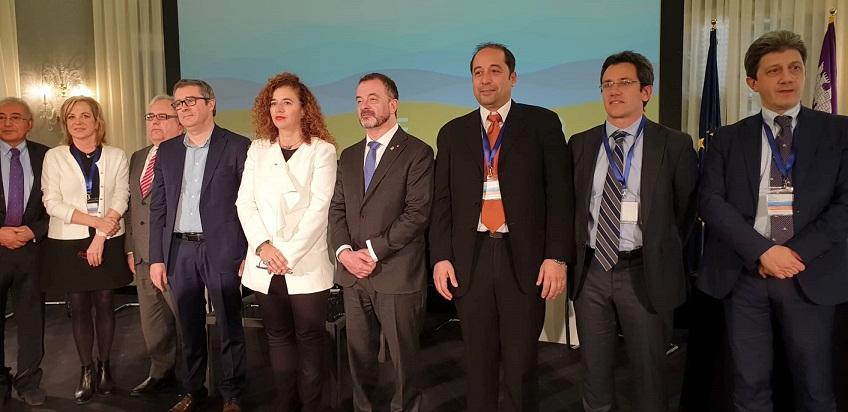 Περιφέρεια: Πρωτοβουλία για την Μεσογειακή συνεργασία παρουσίασε στην Βαρκελώνη ο Χρήστος Μπούνιας