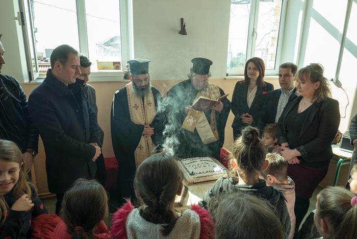 """Έκοψε την πίτα της η Πολιτιστική Στέγη Λεπενούς """"Παναγία Βλαχέρνα"""" (φωτο)"""