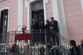 Η συγκίνηση του Σπήλιου Λιβανού για τη στέγαση της Αρχαιολογικής Υπηρεσίας στο «Ροζ Κτήριο» που δώρισε η οικογένεια του