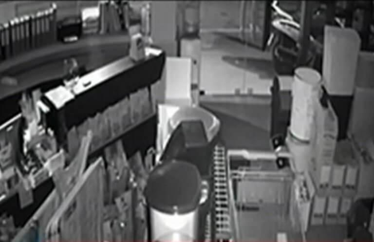 Τρομακτικές εικόνες από το σεισμό στην Πρέβεζα (video)
