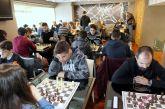 Μεγάλη συμμετοχή στο τουρνουά σκακιού στη Ναύπακτο