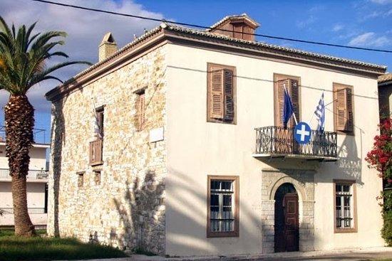 Μεσολόγγι: επισκέψεις στα σπίτια Κωστή Παλαμά και Χαριλάου Τρικούπη οργανώνει η Αρχαιολογική-Ιστορική Εταιρεία