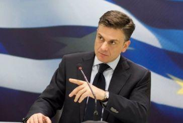Υφυπουργός της κυβέρνησης ΣΥΡΙΖΑ ο Θάνος Μωραΐτης