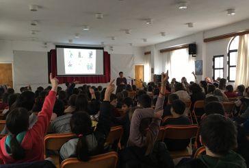 Eνημέρωση  μαθητών και δημοτών στο Θέρμο για  τα δεσποζόμενα και αδέσποτα ζώα συντροφιάς