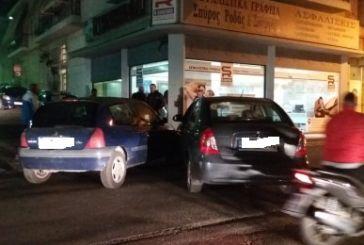 Αγρίνιο: τροχαίο πάλι στη συμβολή Οινέως με Χαριλάου Τρικούπη