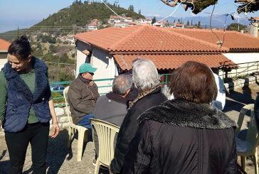 Ανάληψη Τριχωνίδας: Τίμησαν το έθιμο της Τσικνοπέμπτης (φωτο)