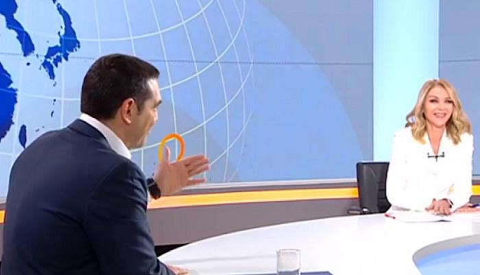Ξέχασαν τα μικρόφωνα ανοιχτά και βγήκε στον «αέρα» ο διάλογος Στάη – Τσίπρα (video)