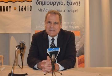 """Τζήμερος από Αγρίνιο: """"Η κοινοβουλευτική ζωή στη χώρα είναι μία κωμωδία"""""""