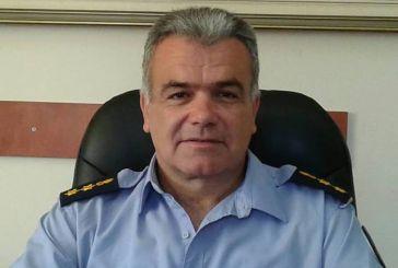 Από τα Παλιάμπελα ο νέος διοικητής της Πυροσβεστικής Λευκάδας