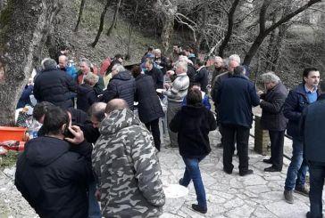 Μεγάλη προσέλευση στη «Γιορτή Τσιγαρίθρας» στη Χόμορη ορεινής Ναυπακτίας (video)