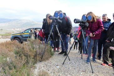 Εκπαιδευτική επίσκεψη ενημέρωση του GroupeERASMUS+ στον Φορέα Διαχείρισης Λιμνοθάλασσας Μεσολογγίου – Ακαρνανικών Ορέων