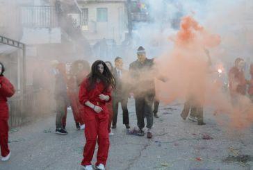 Πολύ κέφι και φέτος στο καρναβάλι της Κανδήλας
