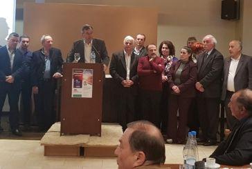 Δήμος Θέρμου: προεκλογική εκκίνηση για τον συνδυασμό του Θόδωρου Κασόλα