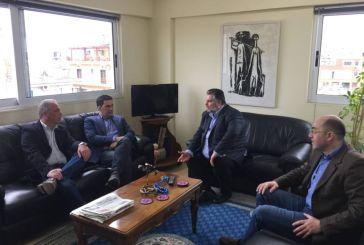 Από υποψήφιο δήμαρχο Ναυπακτίας έγινε γνωστή η συνάντηση των δημάρχων Μεσολογγίου και Αγρινίου για το Πανεπιστήμιο