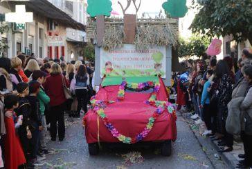 Ξεφάντωμα στο Αστακιώτικο καρναβάλι!