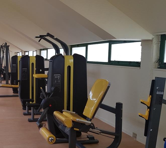 Ξεκινά σήμερα η λειτουργία της αίθουσας μυϊκής ενδυνάμωσης στο ΔΑΚ Αγρινίου