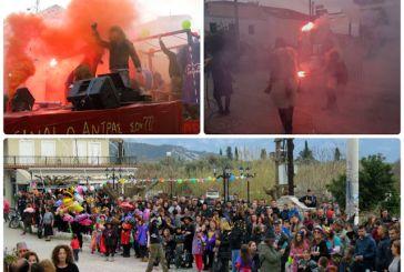 Προχωρούν οι ετοιμασίες του 15ου Αλυζιακού Καρναβαλιού στην Κανδήλα