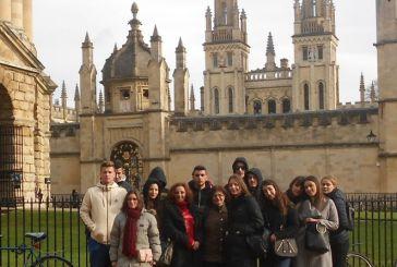 Στο Λονδίνο με πρόγραμμα Erasmus μαθητές του 2ου ΕΠΑΛ Αγρινίου (φωτο)