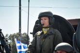 Γυναίκες στα χακί τράβηξαν τα βλέμματα στην στρατιωτική παρέλαση της Αθήνας