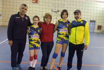 Αθλήτριες του Παναιτωλικού στο πρόγραμμα λειτουργίας προεθνικών ομάδων πετοσφαίρισης