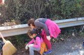 Εθελοντές καθάρισαν την Εθνική Οδό Αγρινίου – Θέρμου στην Αβόρανη (φωτο)