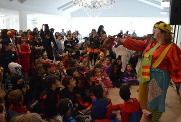 Επιτυχημένο το πάρτι μασκέ του 3ου Δημοτικού Σχολείου Αγρινίου