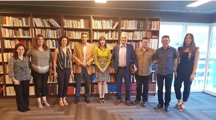 Επίσκεψη Βαρεμένου στην Ελληνική Κοινότητα Μελβούρνης