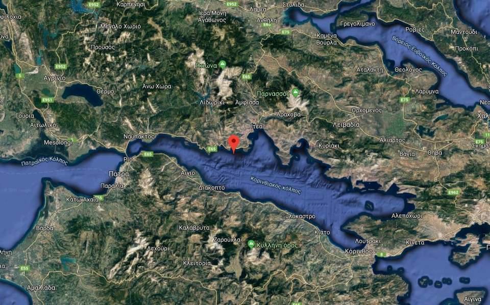 Σεισμός 5,3 Ρίχτερ στον Κορινθιακό: Οι εκτιμήσεις Παπαδόπουλου – Λέκκα για την εξέλιξη του φαινομένου