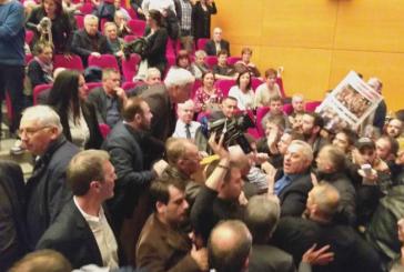 Αγρινιώτικη συμμετοχή στην εισβολή του ΠΑΜΕ στο συνέδριο της ΓΣΕΕ στην Καλαμάτα