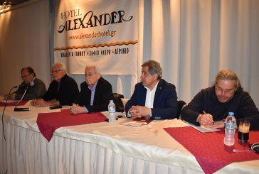 Συντονιστής ΣΥΡΙΖΑ Αγρινίου: ο δήμος να φύγει από τα χέρια του συντηρητισμού και να περάσει στις προοδευτικές δυνάμεις