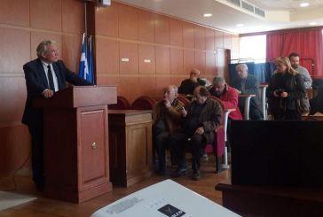 Γ. Δημαράς: Από το Μεσολόγγι η έναρξη της εκστρατείας για το μεταχρωματικό έλκος του πλατάνου