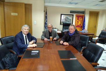 Δημαράς: Θα υποστηρίξω το αίτημα χρηματοδότησης για υπόγεια σήραγγα στη Ναύπακτο