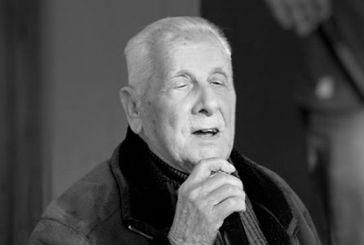 Πέθανε ο θρύλος του δημοτικού τραγουδιού Δημήτρης Ζάχος