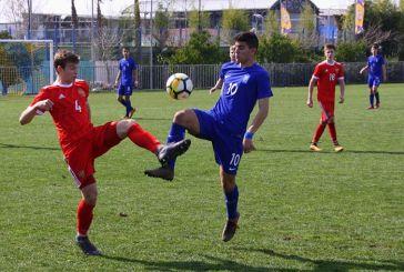 Ο Χρήστος Μπελεβώνης κλήθηκε στην Εθνική Παίδων U17 για την Elite Round