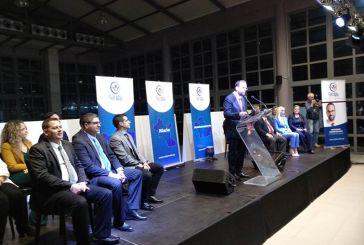 To ψηφοδέλτιο Ηλείας παρουσίασε ο Νεκτάριος Φαρμάκης σε εκδήλωση με πλήθος κόσμου στον Πύργο